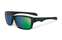 Oakley Jupiter Squared polished black/jade iridium